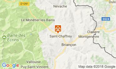 Mappa Serre Chevalier Appartamento 60452