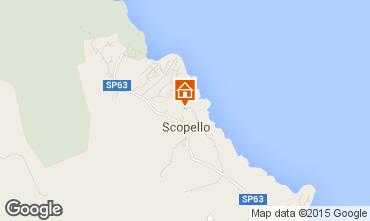 Mappa Scopello Villa  31625