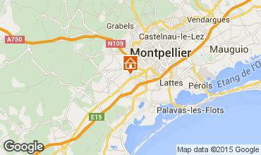 Mappa Montpellier Villa  76444
