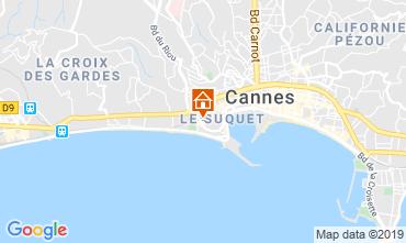 Mappa Cannes Monolocale 79486