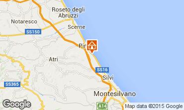 Mappa Pineto Appartamento 75650
