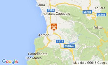Mappa Agropoli Villa  83925