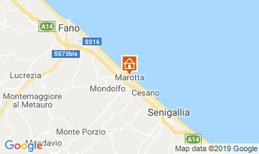 Mappa Marotta Appartamento 103623