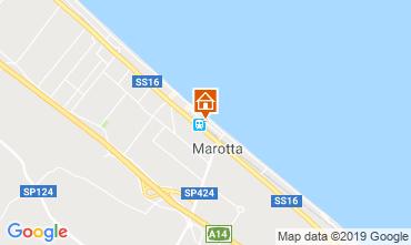Mappa Fano Appartamento 103623