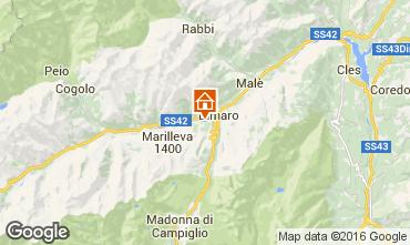 Mappa Commezzadura Appartamento 102152