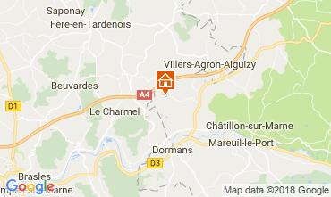 Mappa Reims Casa 115024