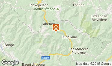 Mappa Abetone Appartamento 102157