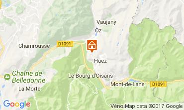 Mappa Alpe d'Huez Appartamento 67048