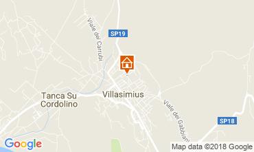 Mappa Villasimius Appartamento 115987