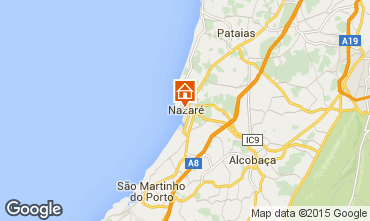 Mappa Nazaré Appartamento 57591