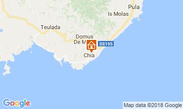 Mappa Chia Appartamento 115961
