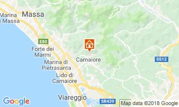 Mappa Camaiore Casa 109335