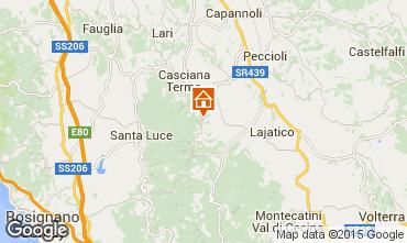 Mappa Chianni Appartamento 85879
