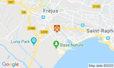 Mappa Fréjus Appartamento 94526