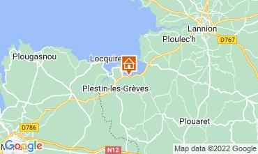 Mappa Plestin les Grèves Casa 84252