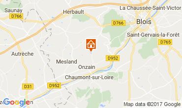 Mappa Blois Casa mobile 112409