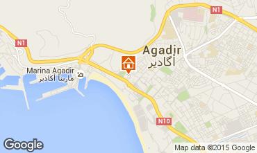 Mappa Agadir Appartamento 61035