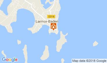 Mappa Larmor Baden Appartamento 103731