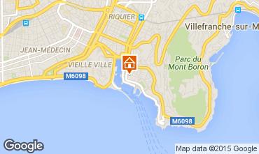 Mappa Nizza Appartamento 81032