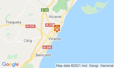 Mappa Vinaròs Villa  103036