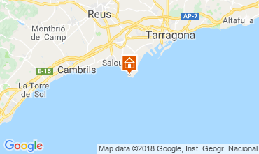 Mappa Salou Villa  79510