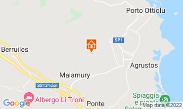 Mappa Budoni Appartamento 109521