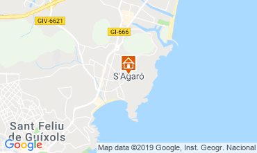 Mappa S'Agaró Appartamento 118840