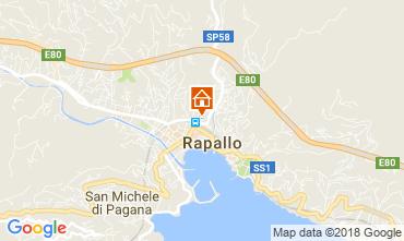 Mappa Rapallo Appartamento 110071