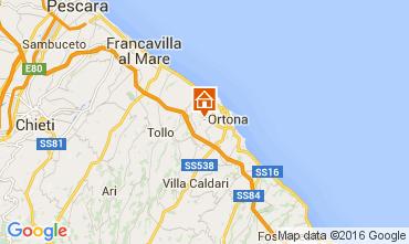 Mappa Ortona Casa 102650
