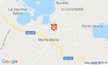 Mappa Murta Maria Appartamento 103689