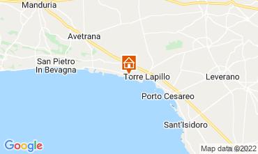 Mappa Porto Cesareo Appartamento 84862