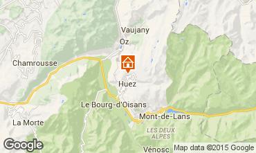 Mappa Alpe d'Huez Appartamento 92