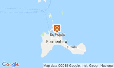 Mappa Es Pujols Appartamento 116645
