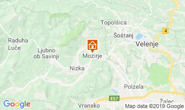 Mappa  Alloggio insolito 117036
