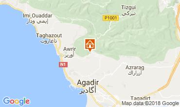 Mappa Agadir Villa  109071