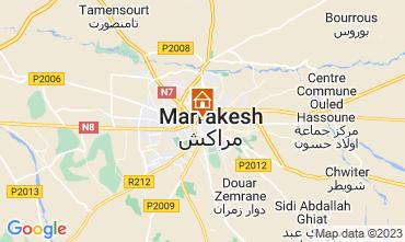 Mappa Marrakech Casa 32686