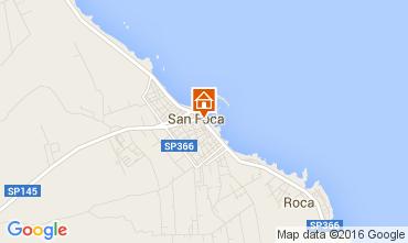 Mappa San Foca Appartamento 104911