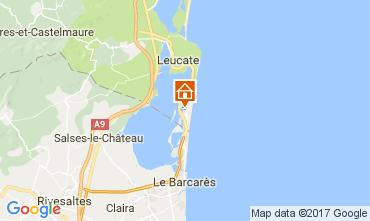 Mappa Port Leucate Monolocale 6310