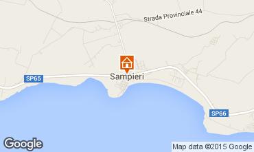 Mappa Sampieri Appartamento 99270