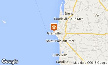 Mappa Granville Appartamento 45926