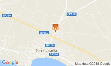 Mappa Torre Lapillo Appartamento 113704