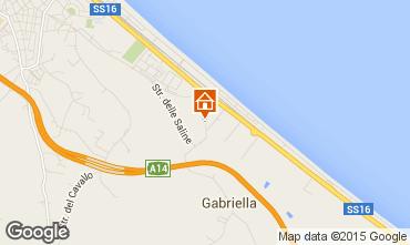 Mappa Senigallia Appartamento 63340