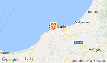 Mappa Castelsardo Appartamento 96020