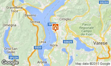 Mappa Laveno Appartamento 51535
