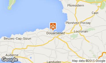 Mappa Douarnenez Appartamento 7368