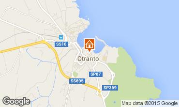 Mappa Otranto Appartamento 77231