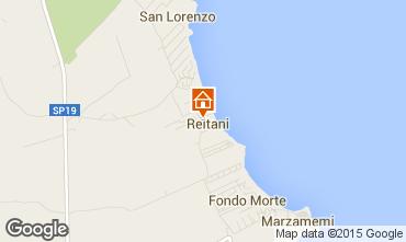 Mappa Marzamemi Villa  86008