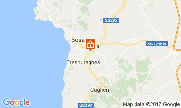 Mappa Bosa Appartamento 110099