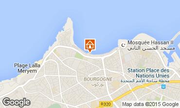 Mappa Casablanca Appartamento 9024