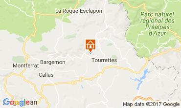 Mappa Fayence Villa  108337